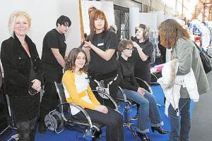 Das Handwerk der Friseure