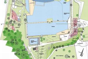 Die neue Planung für das ZiegeleiSeeBad und den Saunabereich