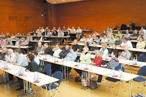 Ortschafts- und Gemeinderäte diskutieren Pro und Kontra
