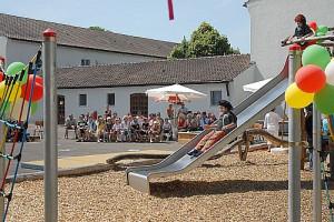 Spielplatz bei der Albert-Schweitzer-Schule