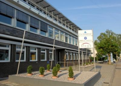 Frontalansicht Büro Schorndorf Stuttgarter Straße 61
