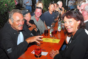 Viertelesschlotzer und Freunde edler Weine sind auf dem Weinmarkt willkommen