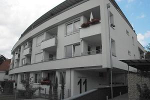 Seniorengerechte Eigentumswohnungen in der Friedensstraße
