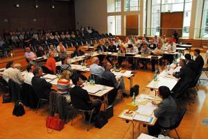 Sondersitzung des Gemeinderats
