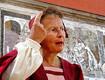 Führung im historischen Kostüm: Barbara Künkelin erzählt