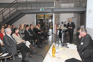 Dr. Max Klinger erläutert Haftungsfragen
