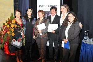 Preisträger und ihre Übersetzer