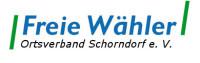 Freie Wähler Ortsverband Schorndorf e.V.