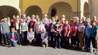 Chor der Heilig-Geist-Kirche Schorndorf im Kloster Reute 2011