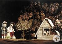 Stan Bolovan und der Riese, Figurentheater für Zuschauer ab 6+