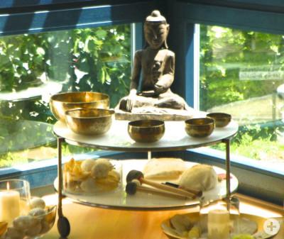Vyana-Yoga ist anders, ganzheitlich und effektiv!