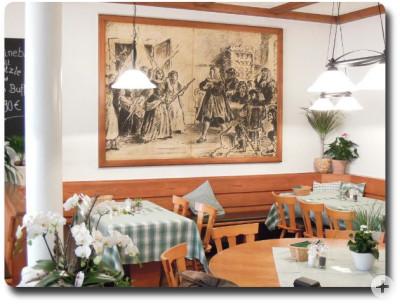 Restaurant Harmonie Schorndorf - Innen