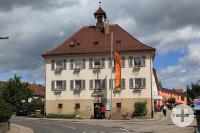Außenansicht der Verwaltungsstelle in Buhlbronn