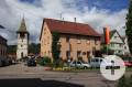 Außenansicht der Verwaltungsstelle in Schornbach