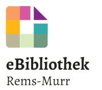 Icon der eBibliothek Rems-Murr