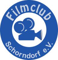 Logo des Filmclubs Schorndorf in den Farben blau und weiß