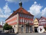 Schorndorfer Rathaus am Marktplatz