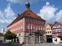 Rathaus, Marktplatz 1