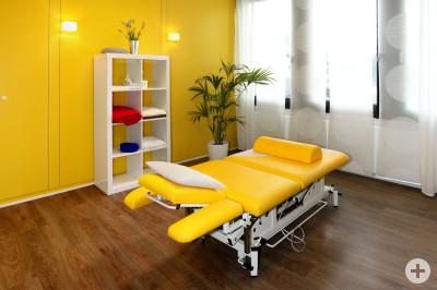 """Behandlungsraum """"gelb"""""""