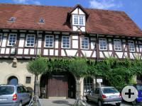 Außenansicht des Gebäudes der Technischen Ämter in Schorndorf