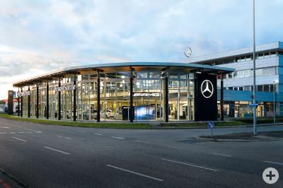 Unser Betrieb in Schorndorf