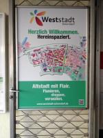 Stadtplan mir Weststadt
