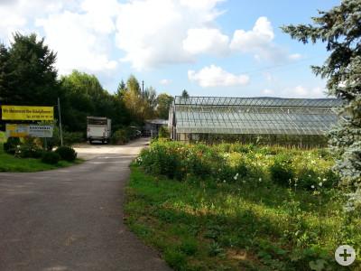 Unsere Gärtnerei