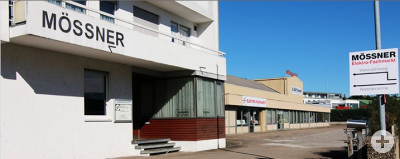 Gebäude der Mössner Elektrotechnik GmbH