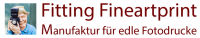 Logo der Fa. Fitting Fineartprint