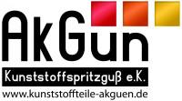 Logo der Firma Akgün in schwarzer Schrift mit weißem Hintergrund