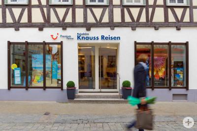 Knauss-Reisebuero