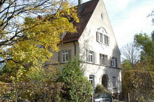 Forsthaus an der Burgstraße