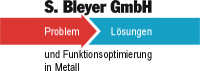 Logo S. Bleyer GmbH