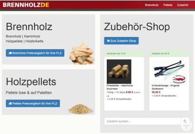 Startseite Brennholz.de