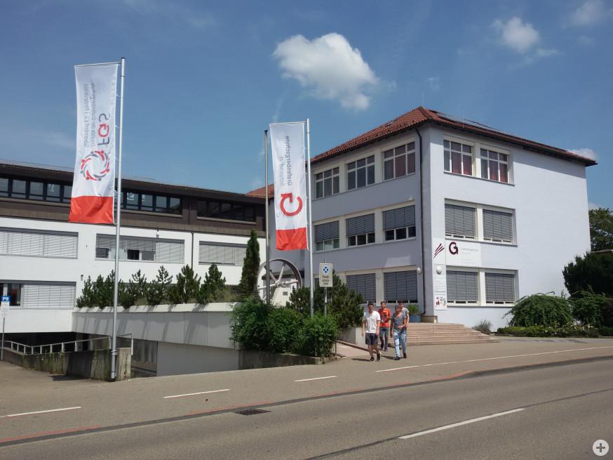 Außenansicht Grafenbergschule Schorndorf