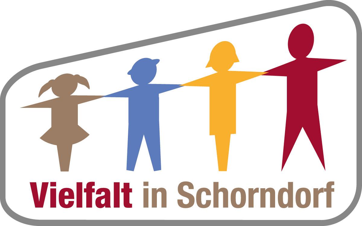 """Logo """"Vielfalt in Schorndorf"""""""
