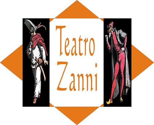 Logo des Teatro Zanni