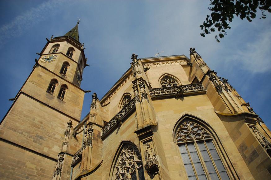 Stadtkirche im neuen Glanz