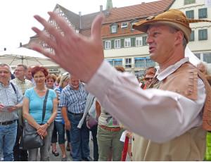 Schorndorf im Aufstand Anno 1514