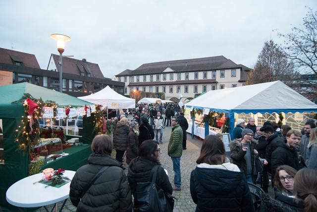 Weihnachtsmarkt der Vereine