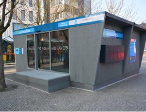 Pedelec-Station am Schorndorfer Bahnhof