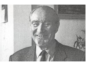 Porträt von Ehrenbürger Philipp Palm