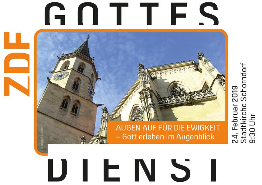 Ein ganz besonderer Gottesdienst findet am 24. Februar in der Stadtkirche statt.