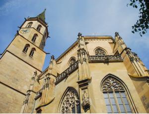 Evangelische Stadtkirche in Schorndorf