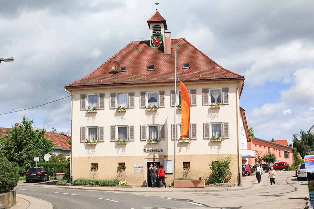 Verwaltungsstelle Buhlbronn