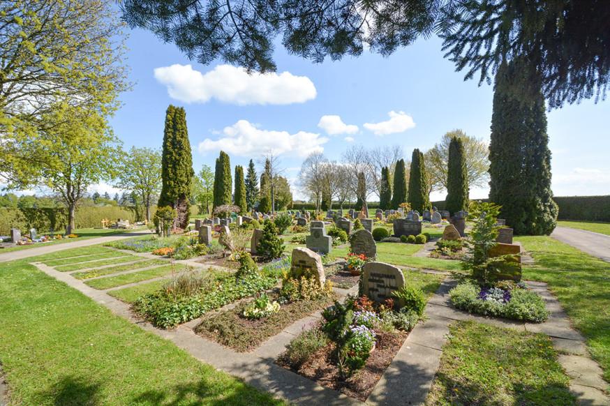 Das Angebot an Bestattungsformen wurde und wird erweitert.
