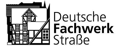 Logo der Deutschen Fachwerkstraße