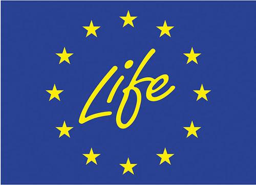 Logo des Life+ Projektes