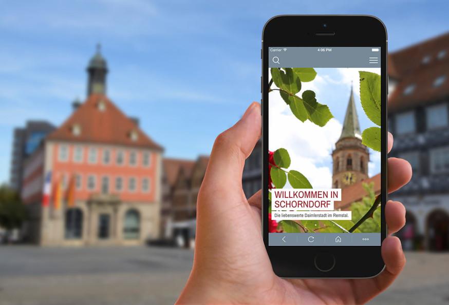 Schorndorf App