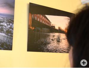Die Fotos sind im Rathaus am Marktplatz ausgestellt.